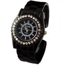 Black Fashion Ladies Watch