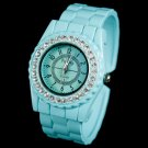 Blue Fashion Ladies Watch