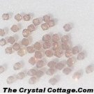 (20) Swarovski 4mm Bicone Crystal Beads~ Colorado Topaz~