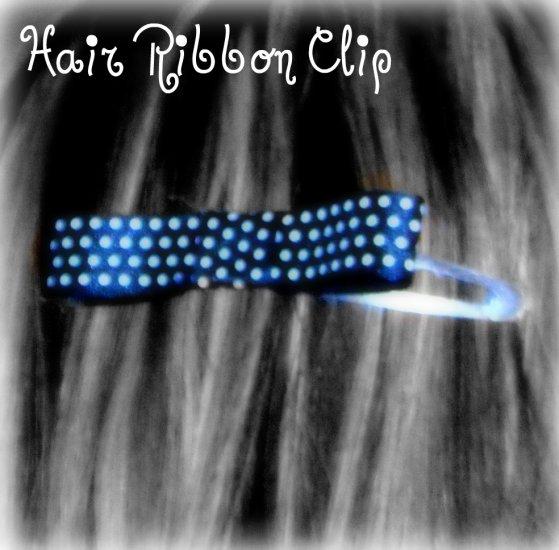 Hair Ribbon Clip