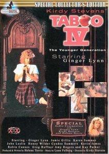 Taboo 4 st.Kay Parker DVD NTSC R0