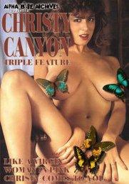 Christy Canyon Triple Feature DVD NTSC R0