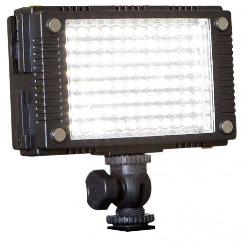 HDV-Z96 5600K LED Video Light for DV Camcorder Lighting 40% brighter
