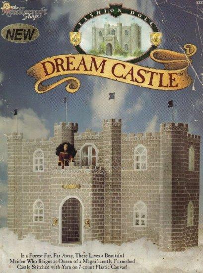 Plastic Canvas Fashion Doll Dream Castle