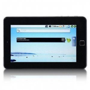 """7"""" zt180 Android 2.2 Tablet PC UPAD with WIFI, 3G, Camera, 1GHZ cpu, 256mb ram, 4gb hdd, cheap"""