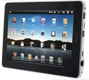 "10"" Android 2.2 Tablet PC Superpad 3 Flytouch GPS 1GHz, 512MB ram 4GB HDD MID epad"