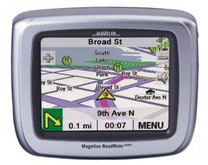 Magellan RoadMate 2200T