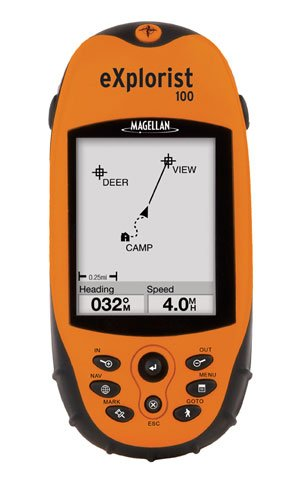 Magellan eXplorist 100 North America