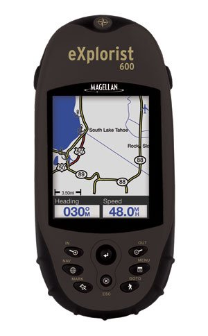 Magellan eXplorist 600 North America