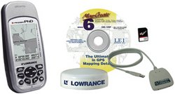 Lowrance iFINDER PHD PLUS