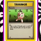 "Trainer ""RECYCLE"" Card"