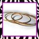 Gold Slim Bracelets