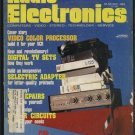 Radio Electronics Dec. 1983 Technology Video Stereo