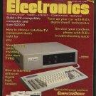 Radio Electronics July 1985 Technology Video Stereo