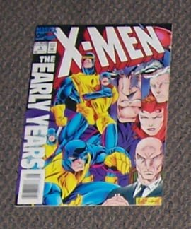 X-Men The Early Years Vol. 1 No. 4 August 1994