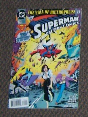 Superman 700 June 1994
