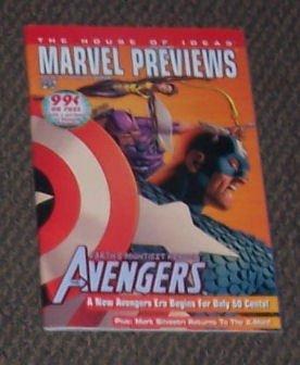 Marvel Catalog Vol. 7 No. 1 January 2004