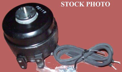 NEW! 9 Watt CCW 120 volt Unit Bearing Motor Condenser