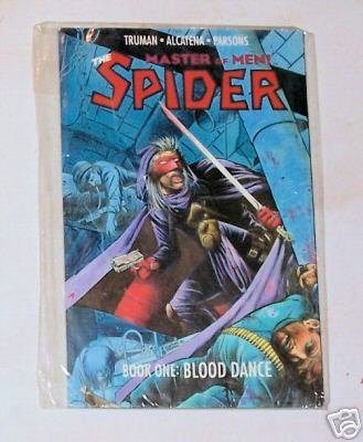 The Spider Master of Men Book 1 of 4 Blood Dance