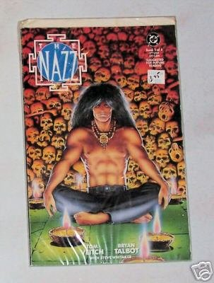 The Nazz Book 1 of 4 1990 DC Comics
