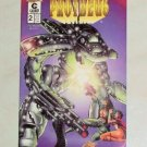 Mike Deodato's Protheus Vol. 1 No 2 1996 Caliber Comics