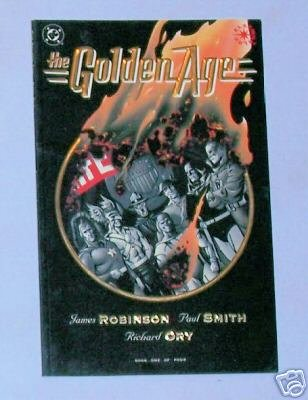 The Golden Age Book 1 of 4 DC Comics