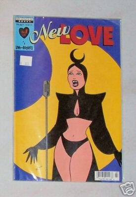 New Love #1 August 1996 Fantagraphics Books Comics