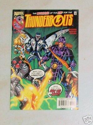 Thunderbolts Vol. 1 No. 48 March 2001 Marvel Comics