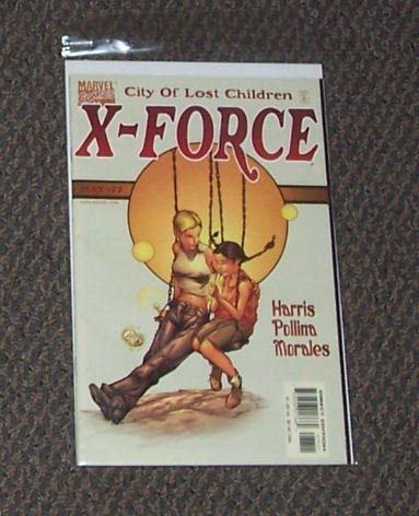 X-Force Vol. 1 No. 77  City Of Lost Children May 1998