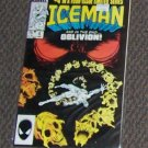 Iceman  Vol. 1 No. 4 June 1985