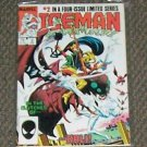 Iceman  Vol. 1 No. 2  February 1985