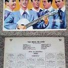 Los Bocheros un viaje musical por espana Record LP 33