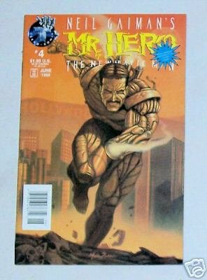 Mr. Hero The Newmatic Man Vol. 1 No. 4 June 1995 Tekno