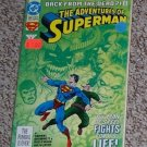SUPERMAN BACK FROM DEAD 500 JUNE 1993