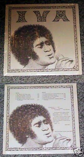 Iva Kinimaka Self-titled Music Album Record LP 33