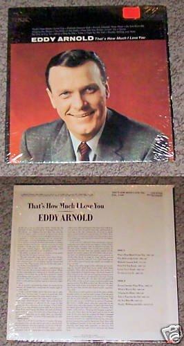 My World Eddy Arnold Music Album Record LP 33