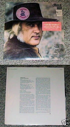 Charlie Rich Behind Closed Doors Album Record LP 33