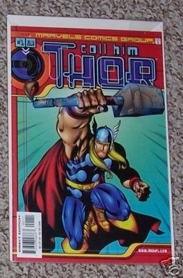 Thor   #1   VOL 1  NO 1       July 2000