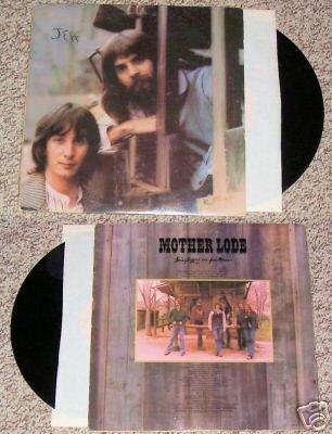 Mother Lode Kenny Loggins Music Album Record LP 33