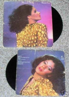 Brandi Wells Watch Out Music Record Album LP 33