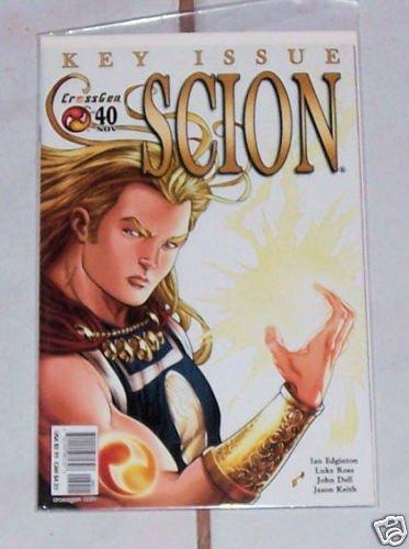 SCION Vol. 1 Issue 40 November 2003
