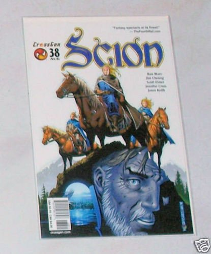 SCION Vol. 1 Issue 38 August 2003