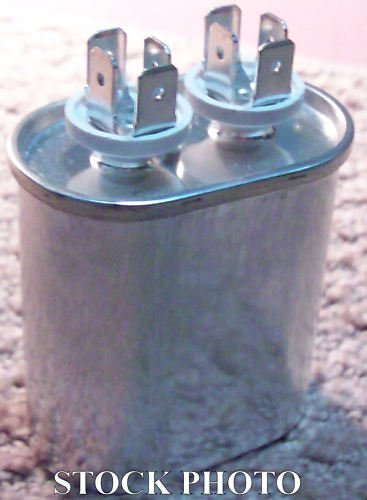NEW! Motor Run Capacitor 50mf 440volt Oval Oil Filled