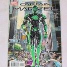 Captain Marvel Vol. 4 No. 15 Crazy Like A Fox  Nov 2004
