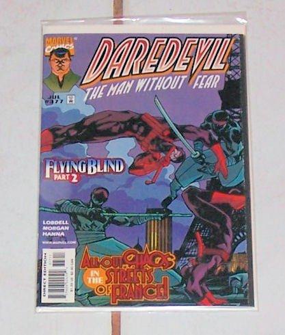DareDevil Vol. 1 No. 377 July 1998