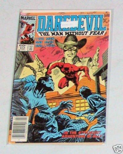 DareDevil Vol. 1 No. 215 February 1985