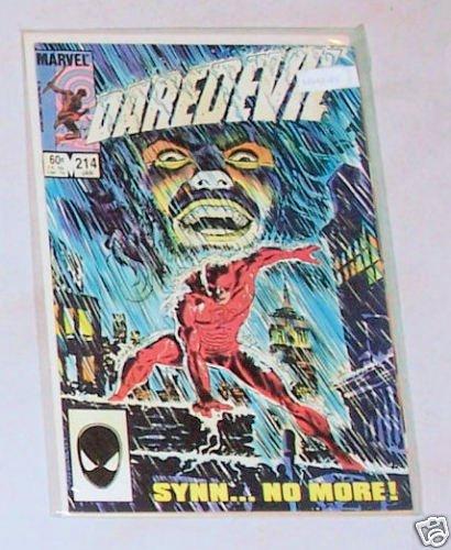 DareDevil Vol. 1 No. 214 January 1985