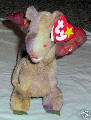 Scorch the Dragon TY Beanie Babies Collectible