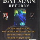 Batman Returns Magazine Official Collectors1992 150+Pic