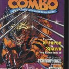 Combo Magazine May1995 #4 X-force to Spawn Ice Age Card